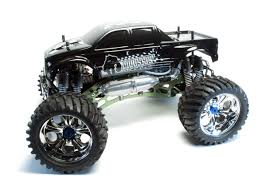 monster truck rc nitro nitro colossus 1 8 rtr monster truck w 2 4g radio ceg9509