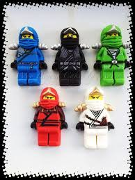 how to make ninjago mini figures in fondant google search