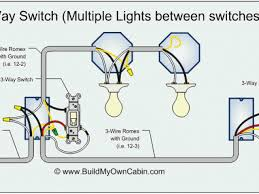 3 way switch wiring diagram with wiring diagram two lights between