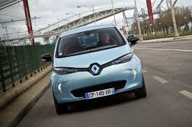 renault zoe electric renault zoe dynamique intens first drive review review autocar