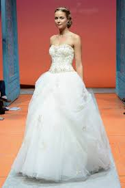princesses wedding dresses alfred angelo s disney princess wedding gowns are basically a