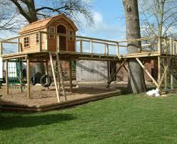 build your kid a tree house