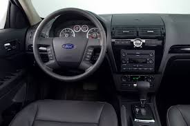 difference between ford fusion se and sel 2006 12 ford fusion consumer guide auto