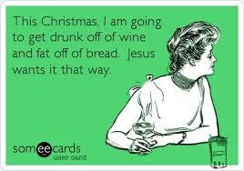 Christmas Miracle Meme - 17 christmas wine memes only wine lovers will understand vinepair