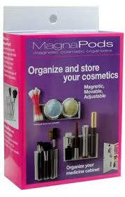 amazon com magnapods cosmetic organizer bath and shower