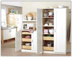 Unfinished Wood Storage Cabinets Pantry Cabinet Rolling Pantry Cabinet With Awesome Corner Kitchen