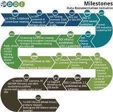 history of the standard data documentation initiative