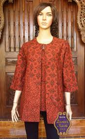 Batik Danar Hadi blouse batik with tank top by danar hadi hqsp04 klikplaza shop