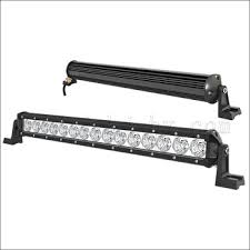 Single Row Led Light Bar by Super Slim Single Row Led Light Bar Car 12 Volt Ce Rohs 17 Inch
