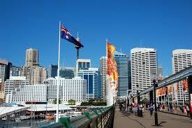 monorail darling harbour sydney wallpapers pyrmont bridge sydney australia editorial stock image image