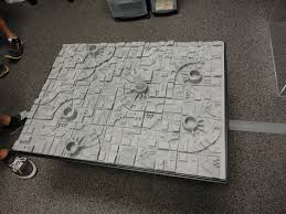 millenium falcon floor plan death star surface diorama for the master replica millennium