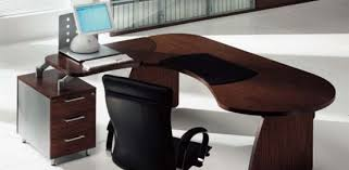 Curved Office Desk by Cool Office Desk Ideas 20 Stylish Home Office Computer Desks Cool