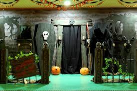 bedroom stunning halloween entrance ideas real life haunted