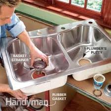 How To Install Kitchen Countertops by Install A Laminate Kitchen Countertop Family Handyman