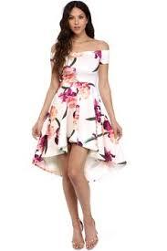 ivory floral invitation dress dresses for formal pinterest