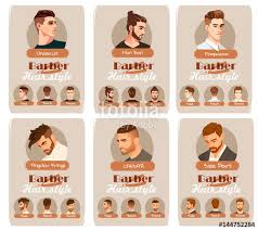 pictures of hairstyles front and back views men s haircut and hairstyle side part haircut pompadour undercut