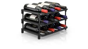 wine cellar diy kits vinrac modular and affordable wine racks