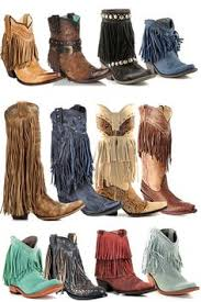 womens size 12 fringe boots bybee paigenyna on