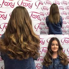 Fox Hair Extensions by Foxy Locks Hair Extensions Newcastle Om Hair