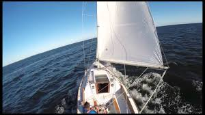alerion express 41 alerion yachts cusick 2015 sailing nw 15 20 knots 9 15 15 youtube