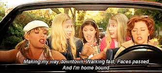 Making My Way Downtown Meme - down towb gif whitechicks car singing discover share gifs