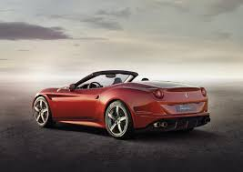 Ferrari California Convertible Gt - ferrari california t a turbo convertible video