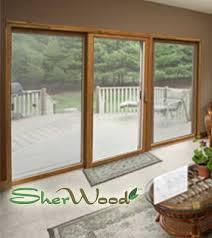 sherwood patio door vinylmax