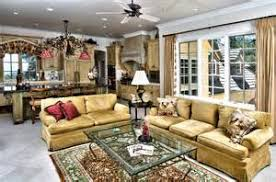 Awesome French Country Living Room Furniture Ideas Home Design - French country family room