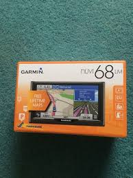 Garmin Europe Maps by New Garmin Nuvi 68lm 6 Inch Satellite Navigation With Uk Ireland