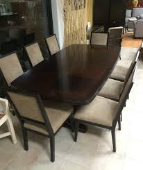 Thomasville Dining Room Set For Sale by Chair 8 Chair Round Dining Room Table Starrkingschool 850thb52