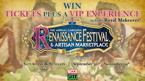 win a vip experience including royal makeover at the carolina