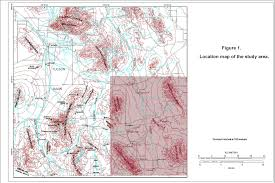 Show Low Arizona Map by Depth To Bedrock In The Upper San Pedro Valley Cochise County