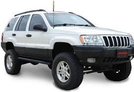 jeep rock sliders jcr offroad rock sliders for 99 04 jeep grand wj