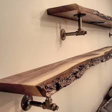 Diy Restoration Hardware Reclaimed Wood Shelf by Best 25 Brackets For Shelves Ideas On Pinterest Pipe Shelf