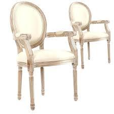 fauteuil louis xvi pas cher fauteuil medaillon pas cher menzzo lot de 2 chaises macdaillon