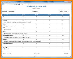 15 high report card sample 2017 boy friend letters