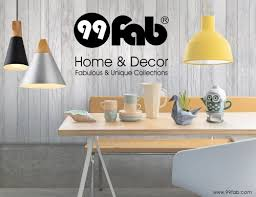 99fab introduces new home decor items to its online store