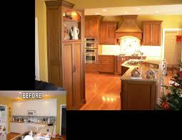 Updated Kitchen Cabinets Replace Carolina Cabinet Specialist