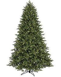 deals on ge 7 5 ft pre lit aspen fir artificial tree