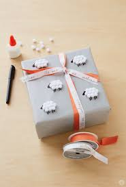 baby gift wrap ideas showered with love think make share