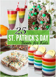 25 awesome st patrick u0027s day treats for kids from abcs to acts