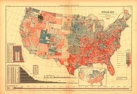 Midterm Election Map by Statistical Mapping Musings On Maps
