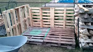 Plans To Build A Firewood Shed by Pallet Firewood Shed