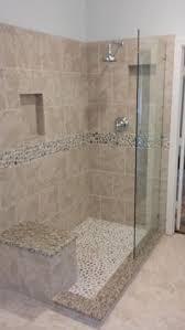 Designer Showers Bathrooms Design Of The Doorless Walk In Shower Bath Showers And Master