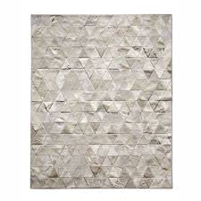 Patchwork Area Rug Rugs Patchwork Cowhide Kahn Ivory Area Rug Reviews Wayfair