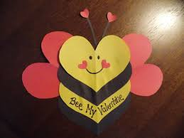 Bee My Valentine Craft Idea For Kids Math In The Middle