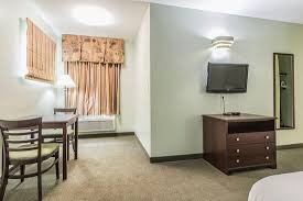 Furniture In Room With King Size Bed Picture Of Econolodge - Huntsville furniture