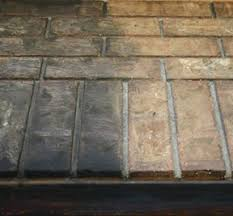 Fireplace Brick Stain by Cleaning Fireplace Soot From Brick Or Stone Simply Good Tips