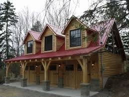 Log Garage Apartment Plans Timber Frame Carriage House I Like This Look Redesign With A