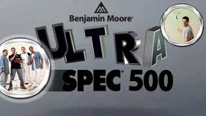 ultra spec 500 interior flat finish n536 paints interiors